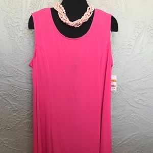 NWT - Pink Swing Dress